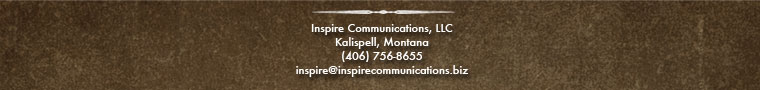 Graphic Design Kalispell, MT 406-756-8655